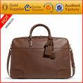 lujo de diseño de marruecos real de cuero de los hombres de negocios maletín de viaje para el equipaje maleta de cuero