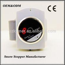 El único fabricante producir ronquido tapón con auto-adhesivo esterasdecoches electrodo