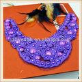 mode africaine colliers de perles pour la dame à la vente 2014 décoration