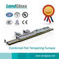 LandGlass vidrio templado horno templado vidrio máquina