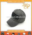 super calidad 6 panel de fieltro de lana gorra de béisbol gorra everest para adultos