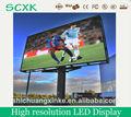 alta resolución llevó la pantalla de visualización ,procesador de vídeo de led