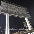 al aire libre pantalla led de exterior para proyecto comercial gran cartelera