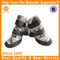 cachorrinho azul pet soft sapatos de chuva botas impermeáveis antiderrapantes para grandes cães de tamanho l