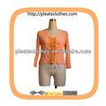 moda 2013 sari indio blusa de diseños