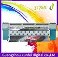 Infiniti 10ft impresora solvente reto máquina de impresión con fy-3278n 4/8pcs spt510/50pl del cabezal de impresión