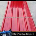 china color chapa de acero galvanizado recubierto