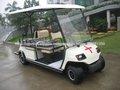 Eléctrico de hospital ambulancias de transporte carrito de golf para la venta( lt_a 2. sa)