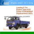 5 Ton Diesel para camiones ligeros ZB1050TPIS de China