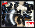 A234 wpb para- de soldadura accesorios de tubería, tubería de pvc montaje, spipe dimensiones de montaje