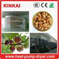 Bomba de calor de higo secador de refrigeración calefacción& drying+dehydrator/dehydration+dehumidify
