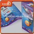 xhfj catálogo folleto de impresión