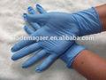 no estériles guantes de nitrilo desechables sin polvo fabricante