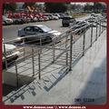barandilla exterior lowes barandas de protección utilizados para la venta