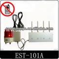 Est-101a teléfono celular detector de señal 2w 4 con antena