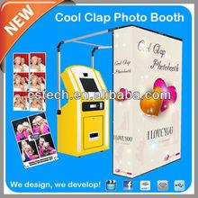 venta caliente baratos etiqueta de fotos de la máquina