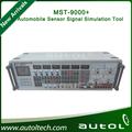 Ecu herramienta de reparación ecu de la señal del sensor simulador simulador de ecu mst- 9000+ herramienta de simulación