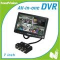 CCTV H.264, Kit de 4 canales DVR