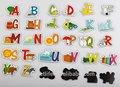 decoative frigorífico magnético las letras del alfabeto