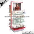 china mdf acrílico soporte para esmalte de uñas