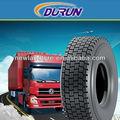 Venda quente marca durun pneu 315/80r22.5 pneus de caminhão em dubai