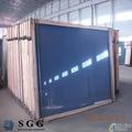 precio de alta calidad de vidrio para las ventanas