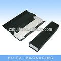 boîte de cadeau de papier personnalisé boucle de ceinture qui peut être pliable