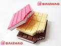de calidad superior mini cuadernos de goma para promocion