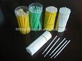 Dental cepillo pequeño aplicador/dental micro cepillo aplicador