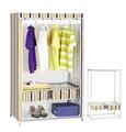nova reforçado rolos grandes para portas de correr closet roupa dobrável roupeiro