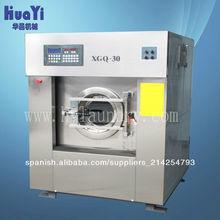 lavadora completamente automática uniforme de lavandería para el hospital de hotel, servicio de lavandería