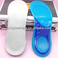 - venta al por mayor envío gratis el deporte de silicona gel de masaje plantilla de los zapatos de los hombres