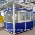 personalizado de acero alimentos kiosco fabricante en guangzhou