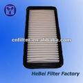 Filtre à air d'automobile hyundai accent 17801-56020 partie moteur