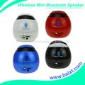 Rechargeable Li ion batterie intégrée Mini haut-parleur Bluetooth 3W 4 ohms Radio FM sans fil Système de cinéma maison prix usin