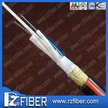 ADSS monomodo G.652 G.655 cable fibra óptica Corning OFS calidad