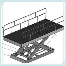 (S-VRC)máquina de elevación de tijera