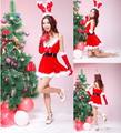 anime japonés traje de navidad
