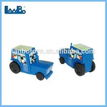 los niños baratos personalizado de plástico de juguete del coche