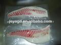 Pe/nylon co-extrusão de sacos de plástico para alimentos congelados