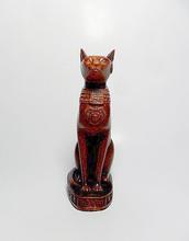 La diosa bastet( gato) estatua