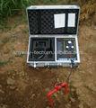 La búsqueda de tierra detector de metales, la máquina de oro vr5000 buscador