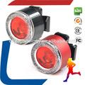 6.0v mini batería alimentado de suministro al por mayor de bicicletas conjunto de luz de la bicicleta luz dinamo conjunto