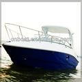 260hp barco de trabajo con un barco de lujo