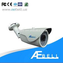 Nuevo modelo!!! Aebell 2.0mp de metal de seguridad ip de la cámara del cctv, la cámara ip, al aire libre bullect caemra