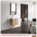 Nuevo diseño de madera gabinete de cuarto de baño/moderno cuarto de baño gabinetes hs-ce1337