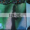 Luv-lvc203 2m*3m Llevó La Luz De Cortina