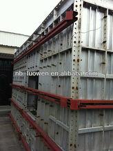 El Sistem de Encofrado de Aluminio