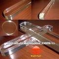 reflejo de la llanura y de borosilicato medidor de nivel de vidrio para la caldera parte de repuesto