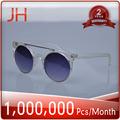 barrocos gafas redondas grandes descuento gafas de sol plásticas de las mujeres